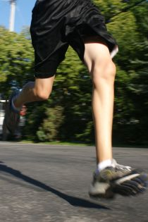 Log those miles every time your running shoes hit the pavement.